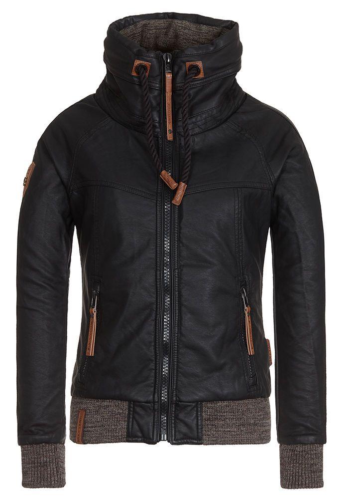 NAKETANO Jacket GLöCKNER VON NOTRE DAME II BLACK women's Medium #NAKETANO #CoatsJackets