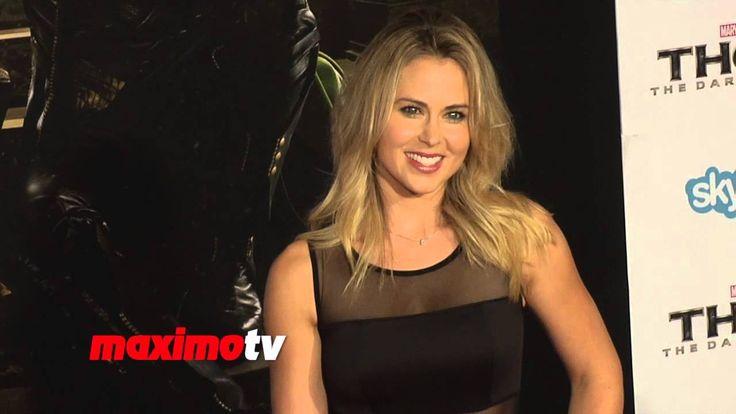 """Anna Hutchison """"Thor: The Dark World"""" Los Angeles Premiere Arrivals"""