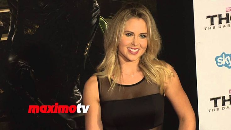 "Anna Hutchison ""Thor: The Dark World"" Los Angeles Premiere Arrivals"
