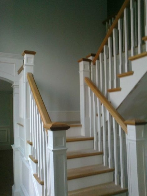 Best Beautiful Spindles And Handrails Google Search White 400 x 300