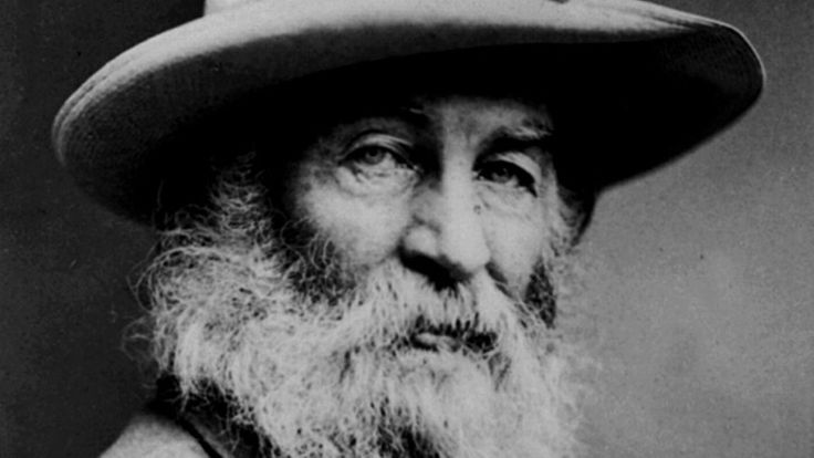 10 frases breves de Walt Whitman - http://www.actualidadliteratura.com/frases-breves-de-walt-whitman/