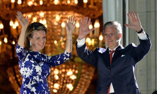 mathilde de belgique +21 JUILLET | Le roi Philippe et la reine Mathilde