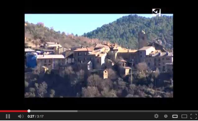 Vía ferrata Boltaña | Campodarbe   Mini vía ferrata que cierra un circuito de aventura que incluye una tirolina, dos rápeles y un puente nepalí que cruza el barranco de la Bañeras.  http://www.youtube.com/watch?feature=player_embedded=VFi0Tu7BBZg#!