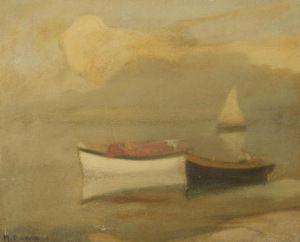 ΔΕΙΤΕ ΚΙ'ΑΛΛΑ ΕΡΓΑ ΕΔΩ Γεννήθηκε στον Πειραιά το 1888, όπου και έκανε τις εγκύκλιες σπουδές του. Τα πρώτα μαθήματα ζωγραφικής τα έλαβε από τον Κ. Βολανάκη. Το 1906 πήγε στο Παρίσι για να σπου…