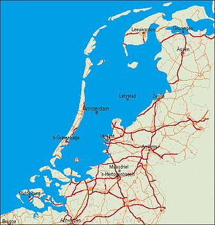 Nederland zonder dijken