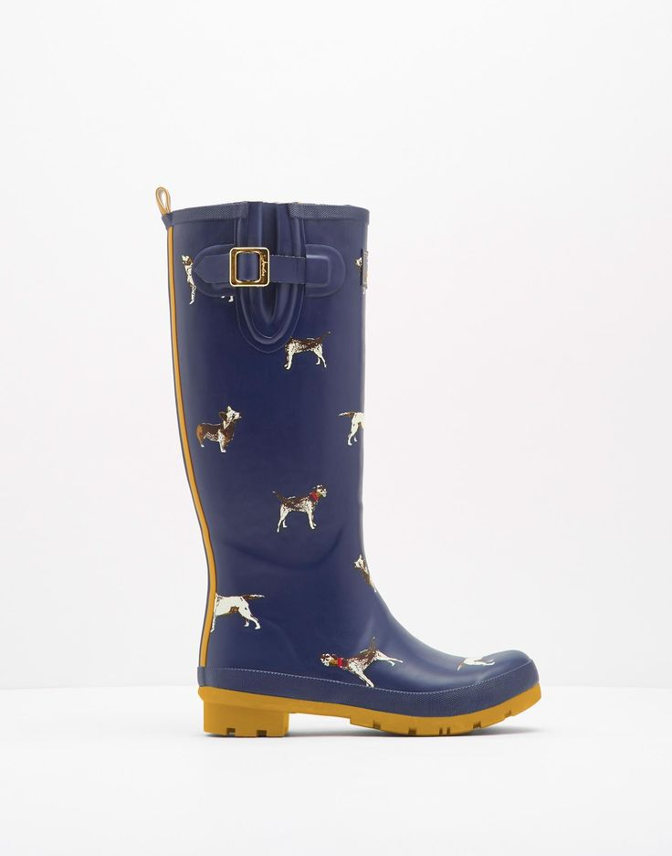 Browse our selection of wellies and wellibobs to add a splash of colour and  pattern to your wardrobe this season. Shop plain, floral and print wellies  now.