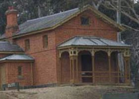 Steiglitz Historic Park/ ghost town, open Sunday's and public holidays