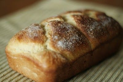 Finnish cardamom bread