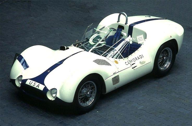 Maserati Birdcage Lemans