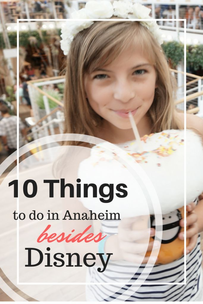 10 Things to do in Anaheim besides Disney     Global Munchkins     Read about our Trapeze Class, Flight Simulator Experience, Skateboard Lessons and more turned out. Plus, check out all the incredible food we found in Anaheim, CA. There is SO much more than Disneyland for families in this super fun city.