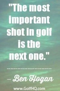 Golf Quotes - Our Top 20 from GolfHQ.com