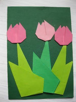 tulppaani-origami