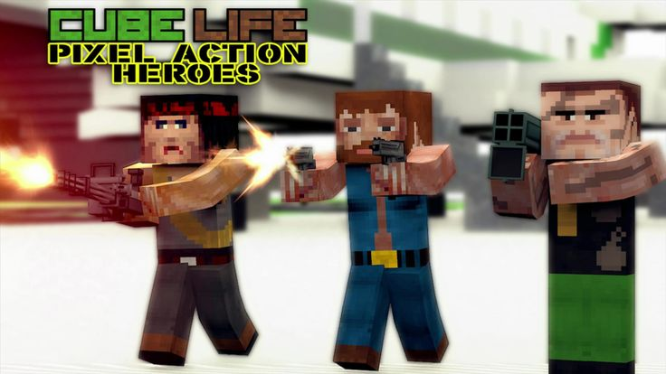 Cube Life: Pixel Action Heroes coming to NA Wii U eShop this Thursday   Features Wipeout zombie hordes but beware of the bosses! Practice your skills and eliminate Bots Local Multiplayer (in many cool game modes) Ragdoll physics Fully destructible maps (destroy the level with tools guns explosives) Map editor (create your own maps) Skin editor (customize your hero) Fluid and smooth gameplay (30 FPS) Large variety of foes and challenging bosses Build your own maps and share with other players…
