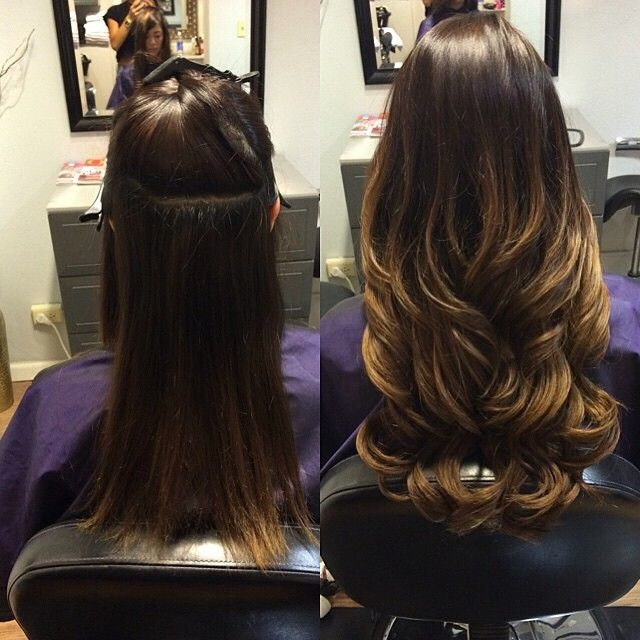How much are sew in hair extensions at a salon the best hair 2017 a dramatic hair extension before and after yes you can ly pmusecretfo Images