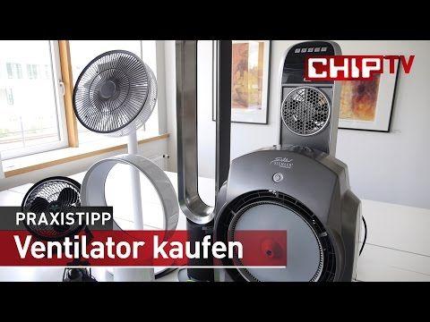 Standventilator - Ventilator ohne Rotorblätter - mit Licht › Turmventilator Deckenventilator mit Lampe