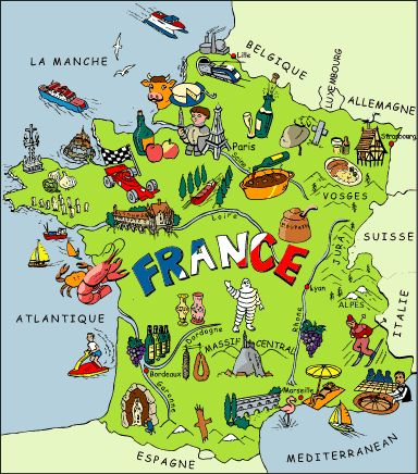fle carte de france - Google zoeken | Frans FLE | Pinterest | Frances O'connor, Fle and Google