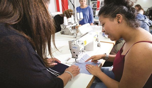 Fashion Apprenticeships Training Starting Out In Fashion Industry Apprenticeship Apprenticeship Career Industrial Style