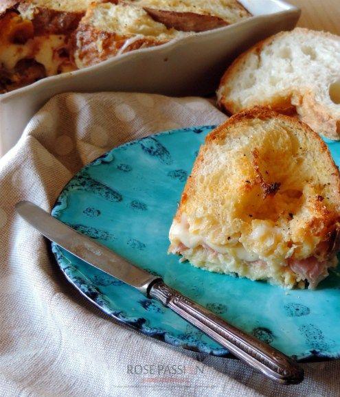 Pasticcio di pane raffermo   Honest Cooking Italia