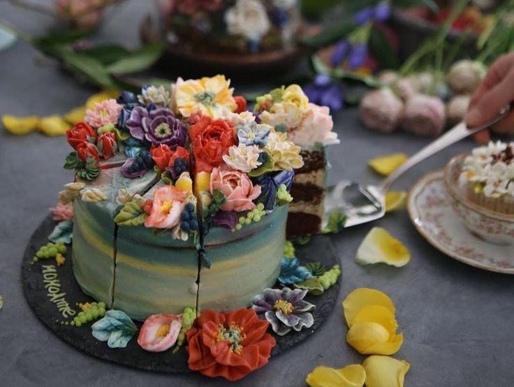 Hihetetlenül gyönyörű torták - Egy az Egyben