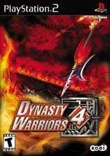 Dynasty Warriors 4 - PS2 Game