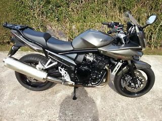 2009 Suzuki GSF 1250 SA LO Bandit 2010 Model LOW MILES One Mature Owner - http://motorcyclesforsalex.com/2009-suzuki-gsf-1250-sa-lo-bandit-2010-model-low-miles-one-mature-owner/