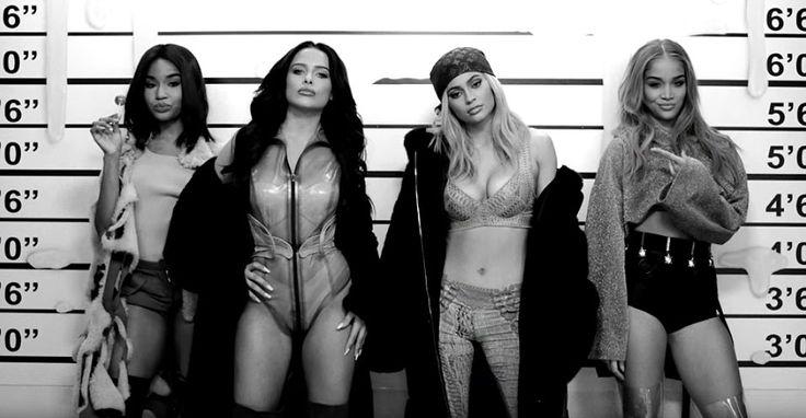 Kylie Lip Glosses Music Video | POPSUGAR Beauty