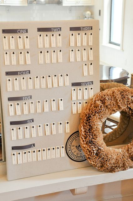 Seating ChartWedding Seating Charts, Escort Cards, Pin Boards, Coffee Beans, Cork Boards, Corks Boards, Seats Charts, Planning A Wedding, Coffee Filters
