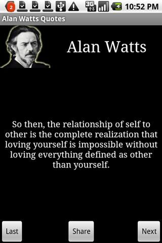 Image result for alan watts is the bomb