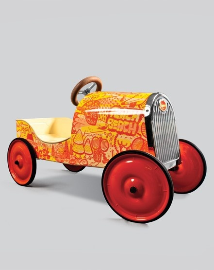 Nature Car - Peach Beach - Collections | Dudes Factory: Kiddie Carstrikesand, Natural Cars, Dudes Factories, Pedal Cars, Photos S Videos, Peaches Beaches, Kids Cars, Plays Design, Awesome Art