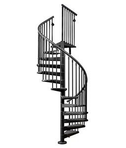 Black Spiral Staircase Kit, At The Home Depot   Mobile