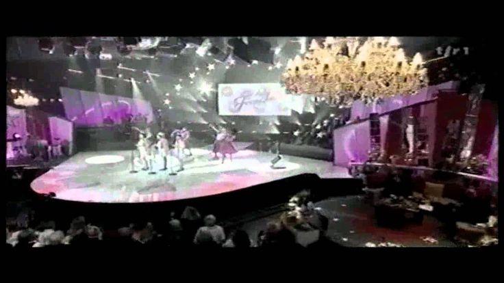 """""""les coups de coeur d'Alain morisod"""" Tv Show avec la troupe A La Folie"""