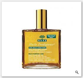 Nuxe Huile Prodigieuse Suchy olejek o wielu zastosowaniach 100ml
