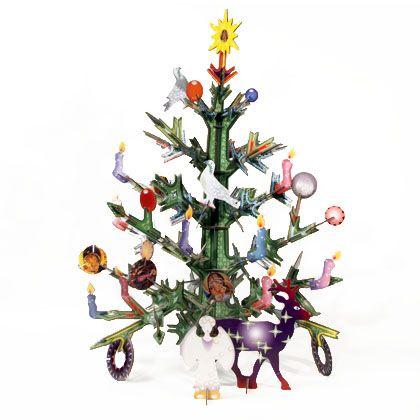 Kidsonroof : Totem XMas Tree