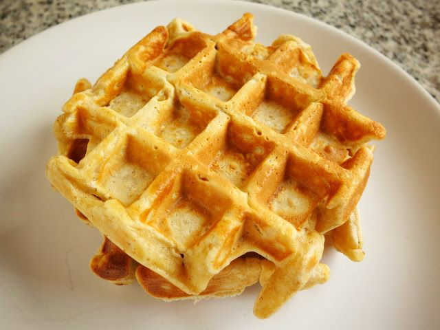 Receitas de Dieta: Waffles de Aveia Light