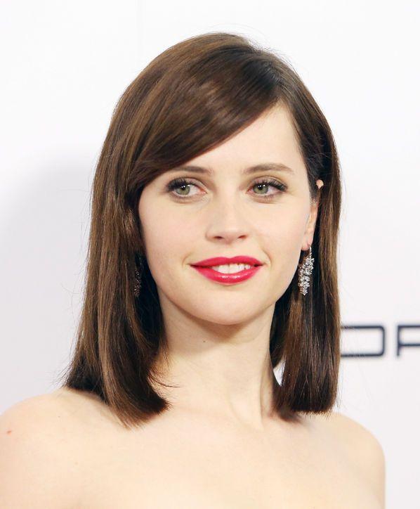 Best Short Haircuts Actresses : Best 25 felicity jones hair ideas on pinterest