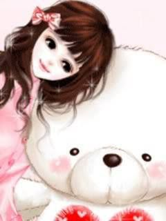 teddy with me
