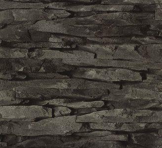 Stenen muren de trend van dit moment vinyl behang nu maar € 16,95