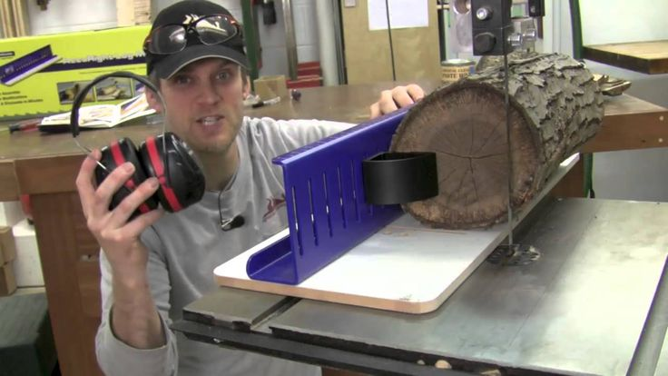 Morton uses the Carter Log Mill to create his own lumber, and shows you how can do it too! http://www.highlandwoodworking.com/carter-accuright-log-mill.aspx