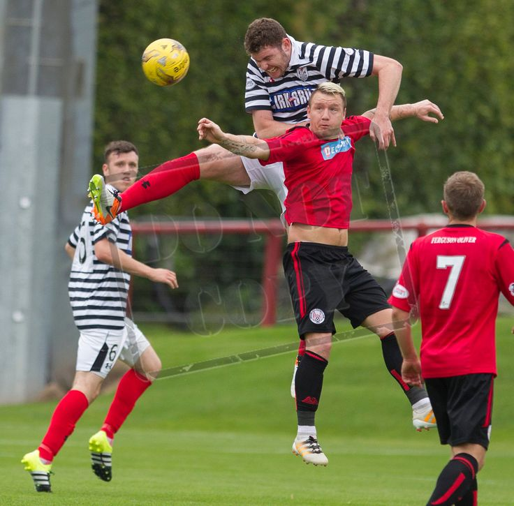 Queen's Park's Ryan McGeever in action during the Ladbrokes League One game between Brechin City and Queen's Park