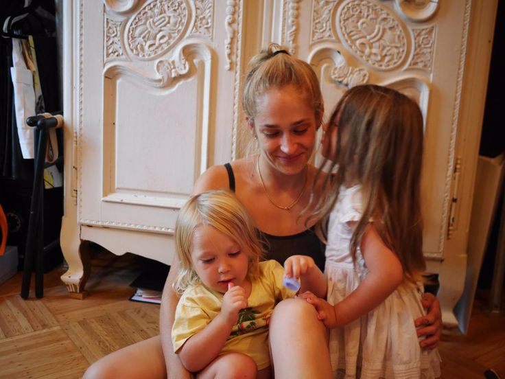 The 'Girls' actress writes about motherhood as a 'standoff with loss'