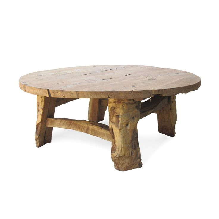 Southwestern Round Coffee Tables