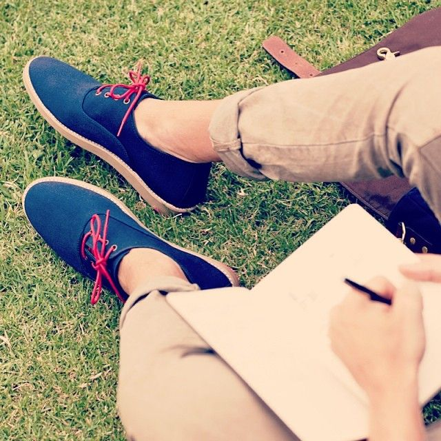 Take some time to stop for yourself on Sundays. #maverickslaces #sunday #chill #colour #laces #red #mensstyle #mensshoes