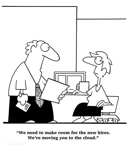 11 best Technology Cartoons for Technology Consultants and