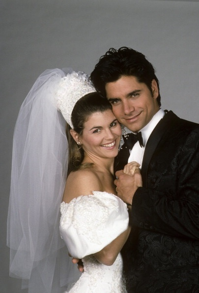 Love of Full House. I just watched the episode where they got married yesterday! Too funny!