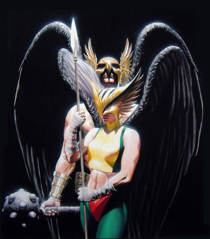 Hawkgirl: 365 Best Hawkgirl & Hawkman Images On Pinterest