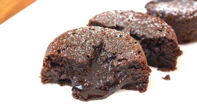Molten Lava Cakes | Recipe