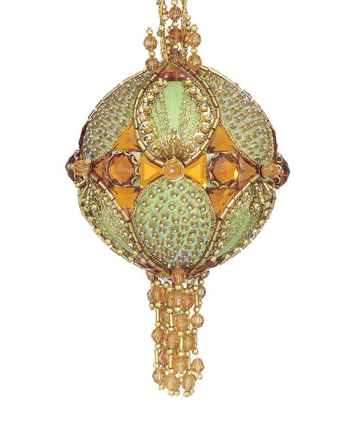 Art Nouveau ornament by Cracker Box Inc. #artnouveau this place has all different designs styles *****