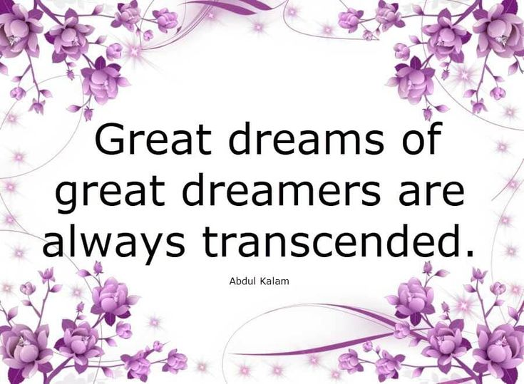 Great dreams of great dreamers are always transcended. Abdul Kalam  #quotes #quoteoftheday #quotesoflife #quotestoliveby #sayings #notes #memes #text #life #motivation #inspiration #thoughts #quote