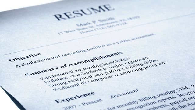 8 best Resumes images by Lori Van at UNI on Pinterest Resume tips - resume job summary