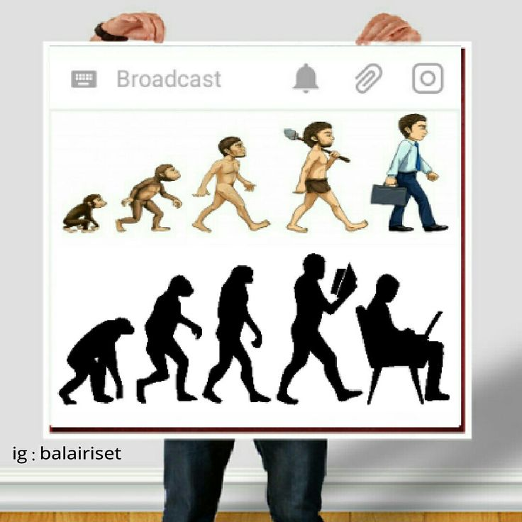 #humanevolution #stickers #evolution #meme #messenger, isi #chat menggambarkan kamu ada di level evolusi mana? #hihi